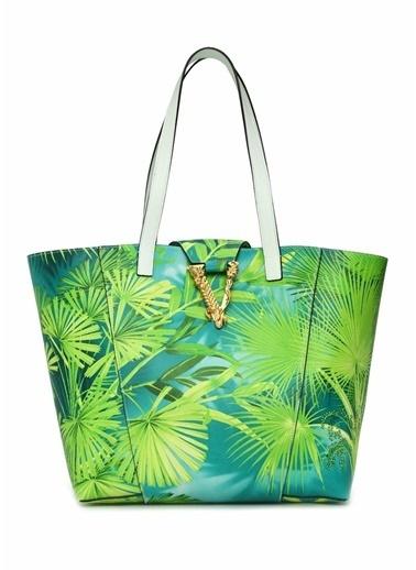 Versace Çanta Yeşil